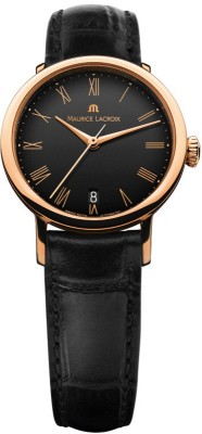 Maurice Lacroix Les Classiques Tradition 18kt Gold Automatic LC6013PG101310 watch picture