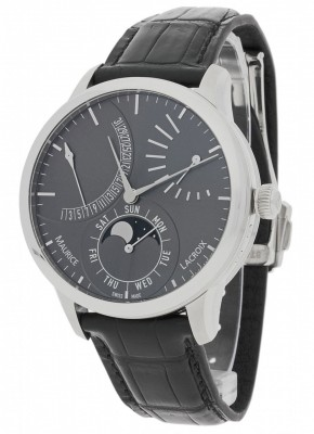Maurice Lacroix Masterpiece Lune Retrograde MP6528SS001330 watch picture