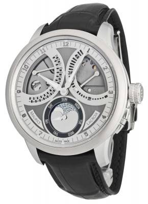 Maurice Lacroix Masterpiece Lune Retrograde MP7278SS001320 watch picture