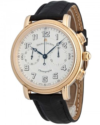 Maurice Lacroix Masterpiece Venus Chronographe 18KT Limited Edition MP7038PG101120 watch picture