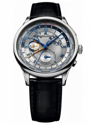 Maurice Lacroix Masterpiece Worldtimer MP6008SS001111 watch picture