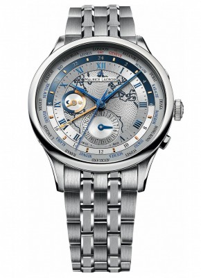 Maurice Lacroix Masterpiece Worldtimer MP6008SS002111 watch picture