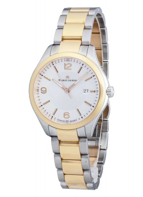 Maurice Lacroix Miros Date Ladies MI1014PVP13130 watch picture