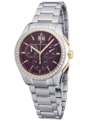 Maurice Lacroix Miros Ladies Chronograph MI1057PVP22760 watch picture