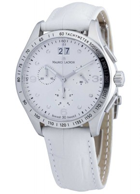 Maurice Lacroix Miros Ladies Chronograph MI1057SS001150 watch picture