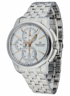 Maurice Lacroix Pontos Chronograph Date Automatic PT6188SS002131 watch picture