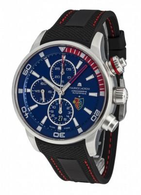 Maurice Lacroix Pontos Chronograph FC Basel PT6008SS0014321 watch picture