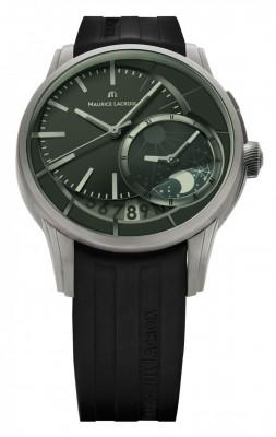 Maurice Lacroix Pontos Decentrique GMT Berlin PT6118SS001330LE watch picture