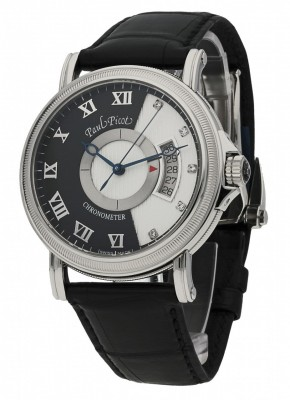 Paul Picot Atelier Classic Date Automatic P3351.SG.3201 watch picture
