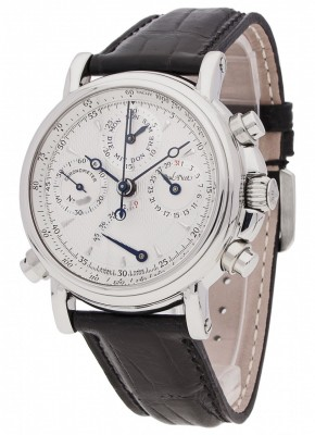 Paul Picot Technicum Rattrapante Chronograph Date Wochentag Automatic Chronometer P7018G20.771 watch picture