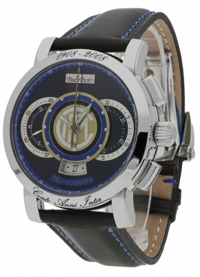 Paul Picot Technograph FC Internazionale Limited Edition P0334.SG.3401INTER watch picture