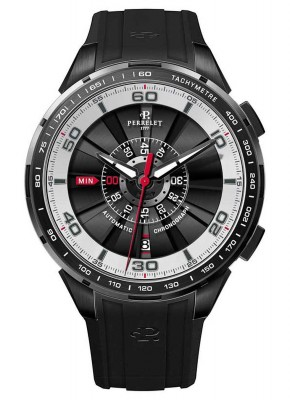 Perrelet Turbine Chrono Automatic Chronograph A10751 watch picture