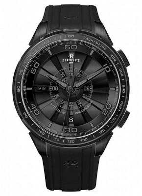 Perrelet Turbine Chrono Automatic Chronograph A10791 im Kundenauftrag watch picture