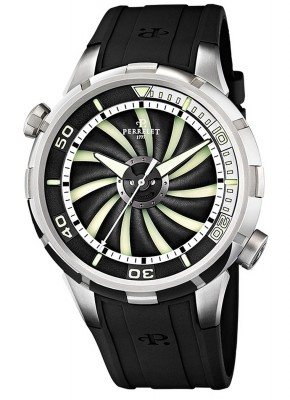 Perrelet Turbine Diver Automatic A10661 watch picture
