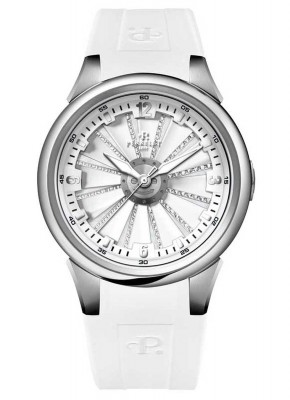 Perrelet Turbine XS Automatic with diamonds A2042AA watch picture