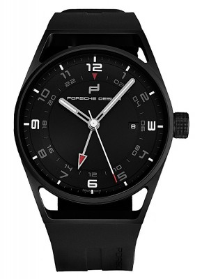 Porsche Design 1919 Globetimer Date GMT Automatic 6020.2.02.001.06.2 watch picture