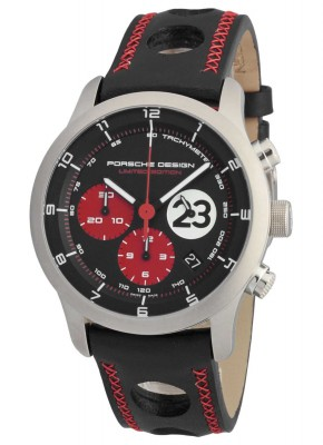 Porsche Design P6612 Dashboard Le Mans 1970 watch picture