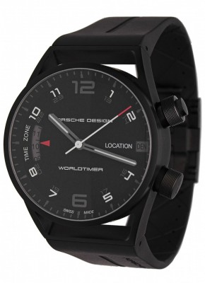 Porsche Design P6750 Woldtimer GMT Automatic 6750.13.44.1180 watch picture