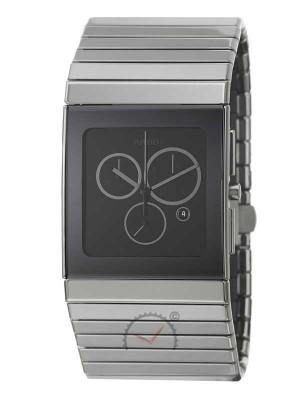 Rado Ceramica Chronograph GentKeramik R21824152 watch picture