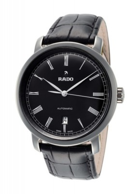 Rado Diamaster Date Automatic R14806156 watch picture