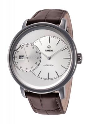 Rado Diamaster Date dezentrale Sekunde Automatic R14129106 watch picture