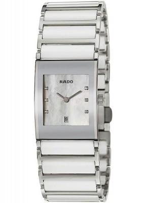 Rado Integral Jubile Lady with diamonds Date Quarz R20746901 watch picture