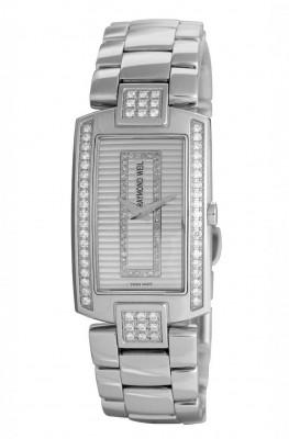 Raymond Weil Shine Ladz with diamonds 1800ST242381 watch picture