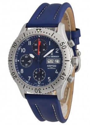 Revue Thommen Airspeed Chronograph 16007.6535 watch picture