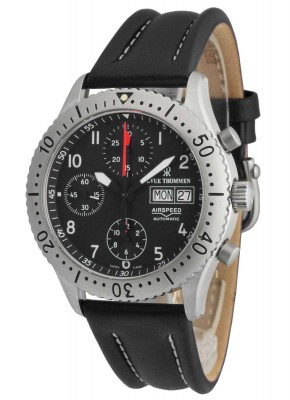 Revue Thommen Airspeed Chronograph 16007.6537 watch picture
