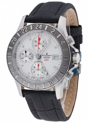 Revue Thommen Airspeed GMT Chronograph 16091.6532 watch picture