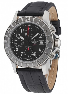Revue Thommen Airspeed GMT Chronograph 16091.6537 watch picture