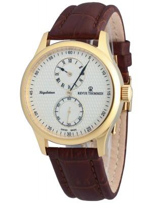 Revue Thommen Regulateur Automatic 16065.2512 watch picture