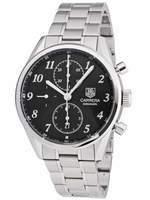 TAG Heuer Carrera Calibre 16 Heritage CAS2110.BA0730 watch picture