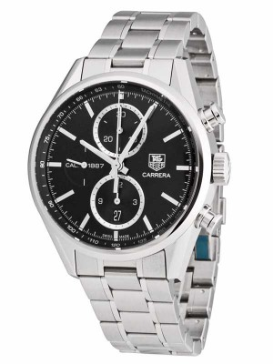 TAG Heuer Carrera Chronograph CAR2110.BA0720 watch picture