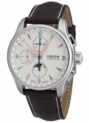 Union Glashutte Belisar Mondphase Chronograph D002.425.16.037.01 watch picture