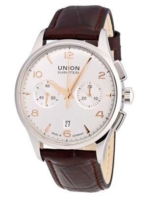 Union Glashutte Noramis Chronograph Automatic D005.427.16.037.01 watch picture