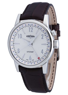 Vulcain 50s Presidents Classic Mechanical Alarm 100101.001l watch picture