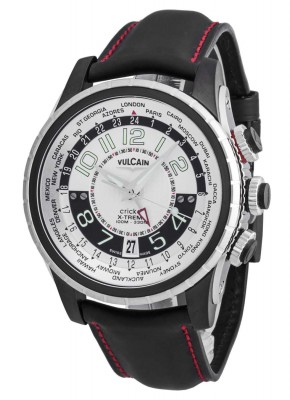 Vulcain GMT XTreme Mechanical with Alarm 161925.163 watch picture