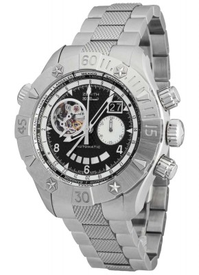 Zenith Defy Classic Grande Date Multicity GMT Chronograph 03.0526.403721.M526 watch picture